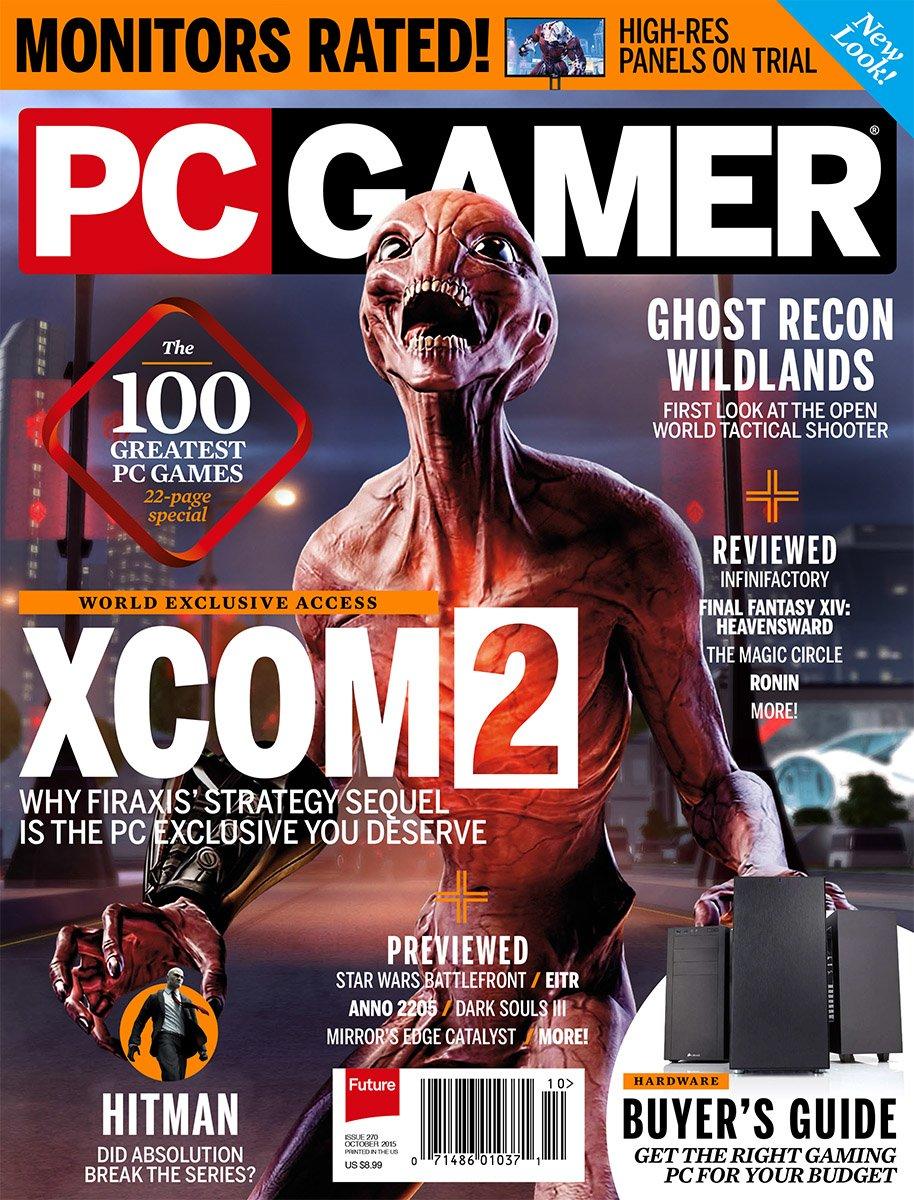 PC Gamer Issue 270 October 2015