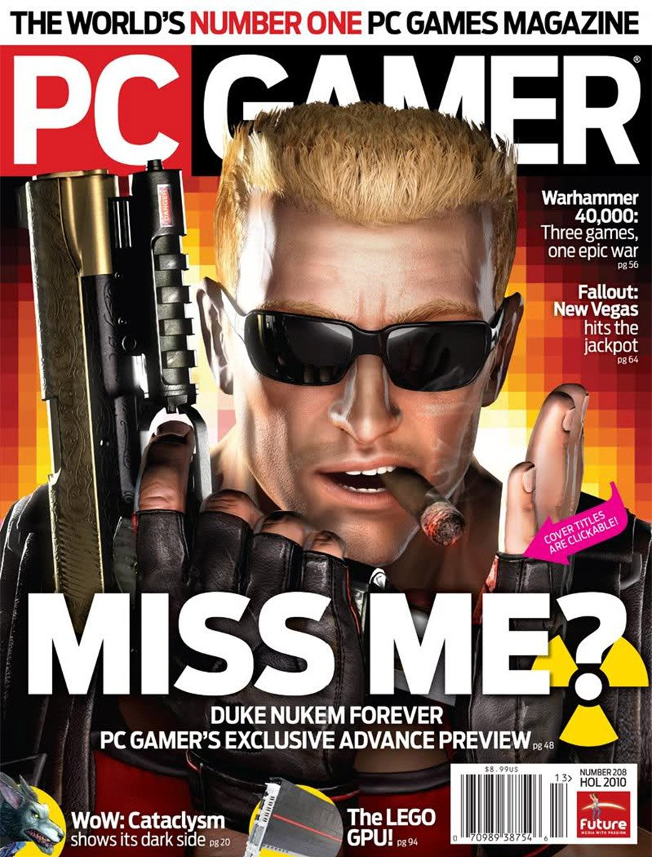 PC Gamer Issue 208 Holiday 2010