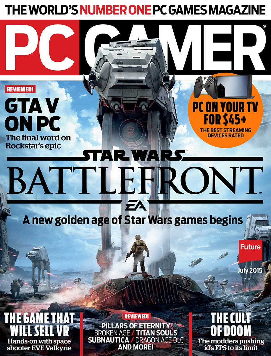 PC Gamer Issue 267 July 2015