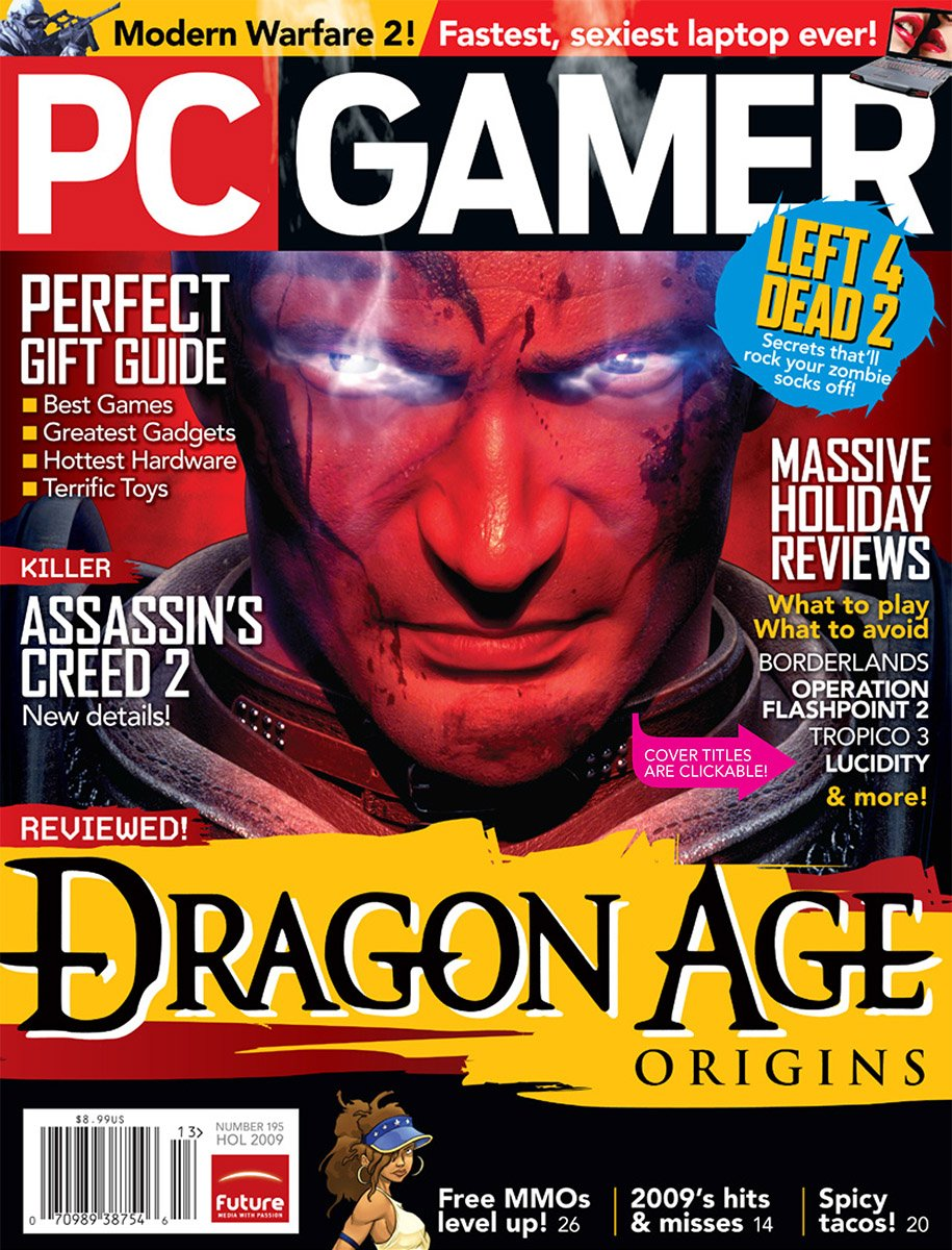 PC Gamer Issue 195 Holiday 2009