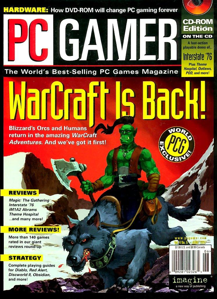 PC Gamer Issue 037 June 1997
