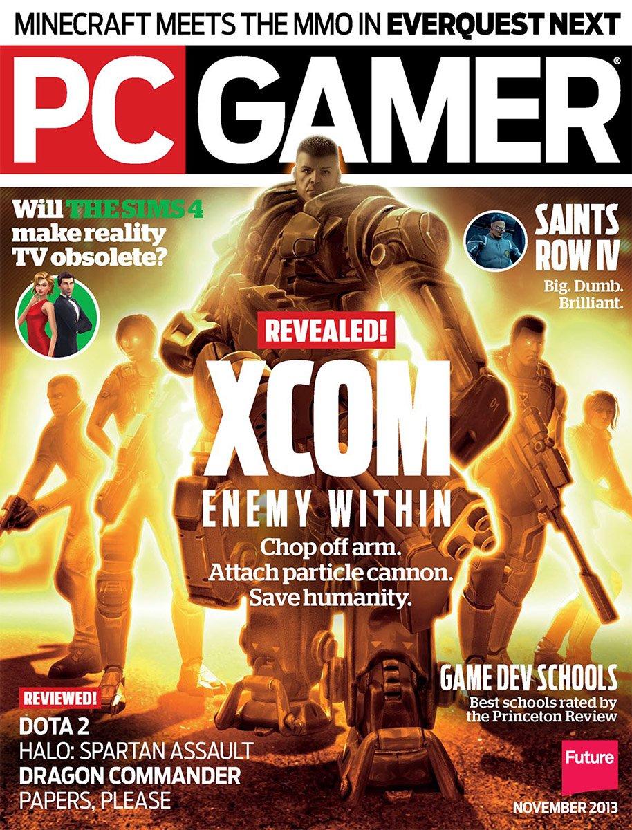 PC Gamer Issue 245 November 2013