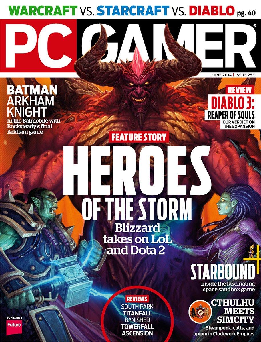PC Gamer Issue 253 June 2014