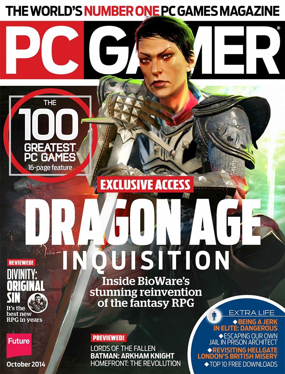 PC Gamer Issue 257 October 2014