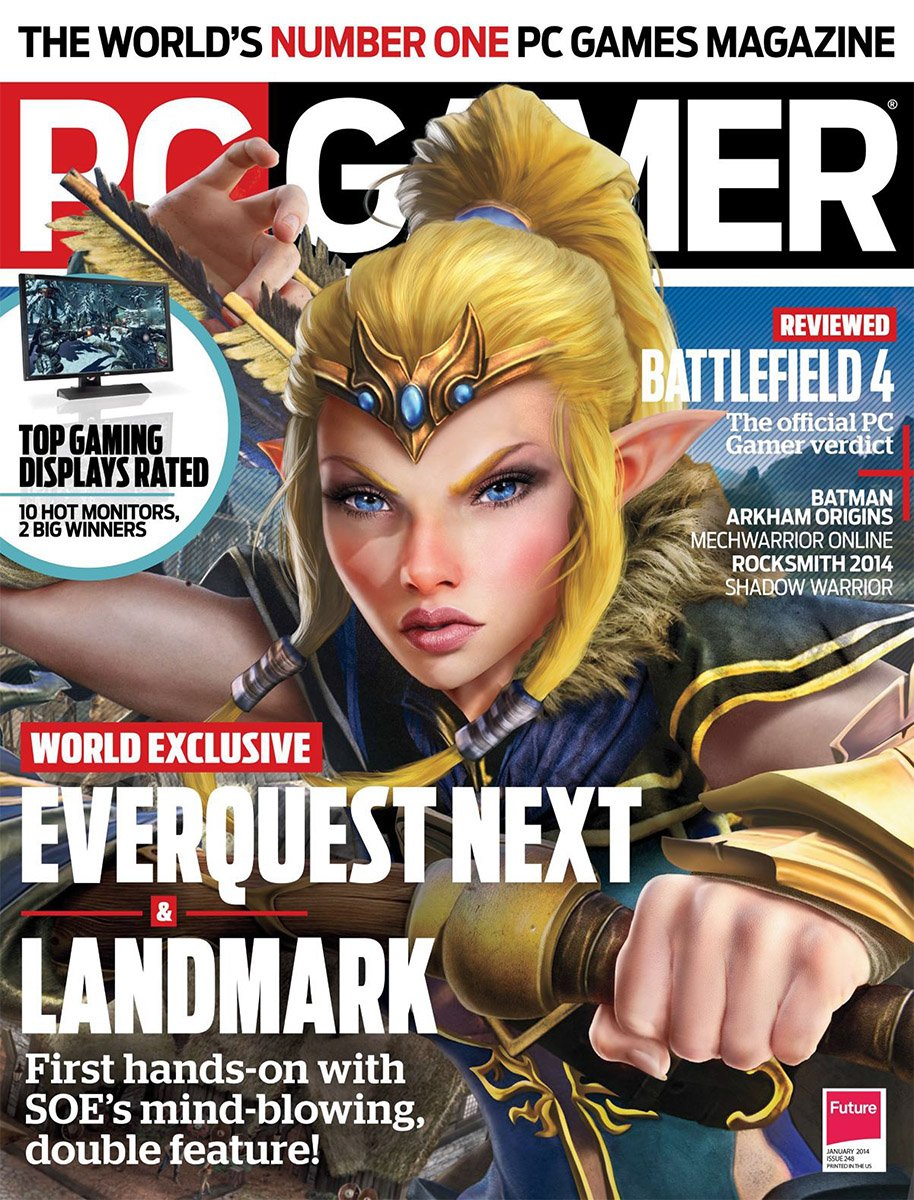 PC Gamer Issue 248 January 2014
