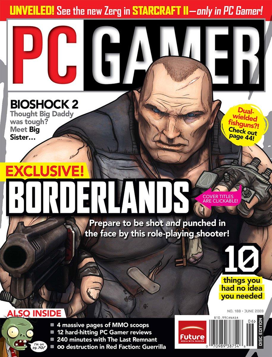 PC Gamer Issue 188 June 2009