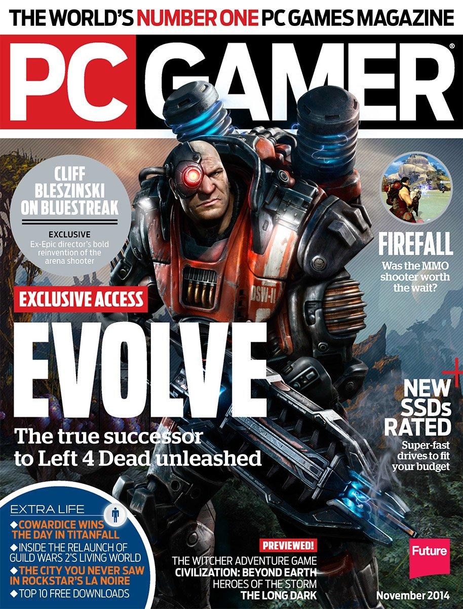PC Gamer Issue 258 November 2014