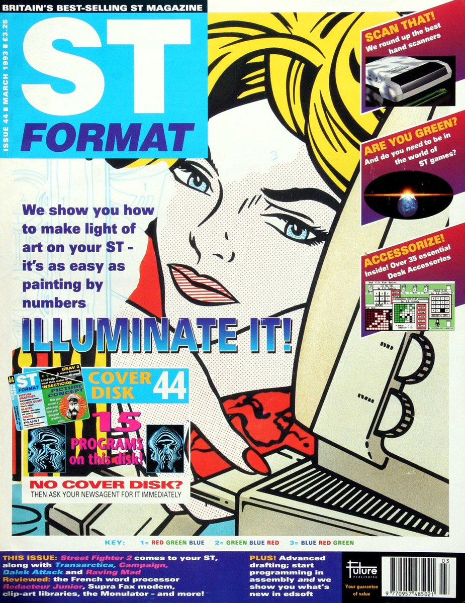 ST Format Issue 044 March 1993