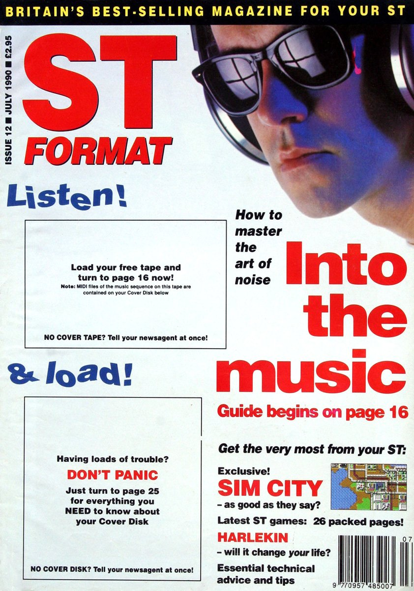 ST Format Issue 012 July 1990