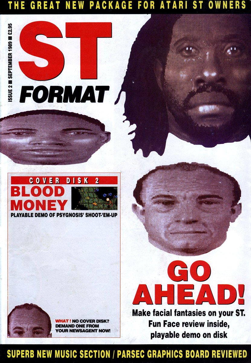 ST Format Issue 002 Sept 1989