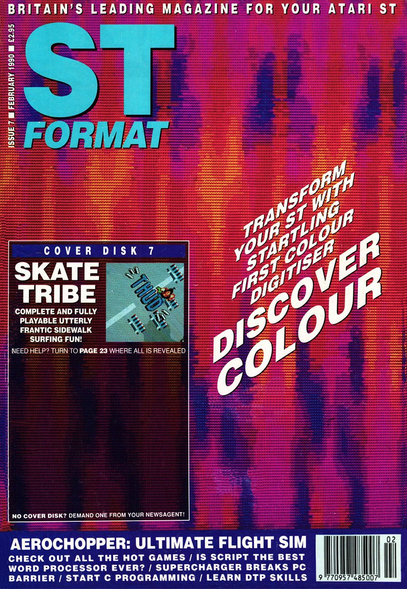 ST Format Issue 007 Feb 1990