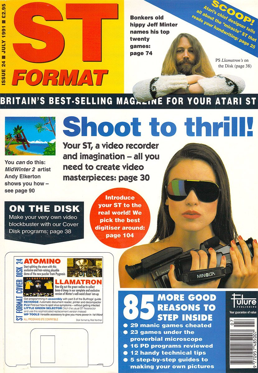 ST Format Issue 024 July 1991
