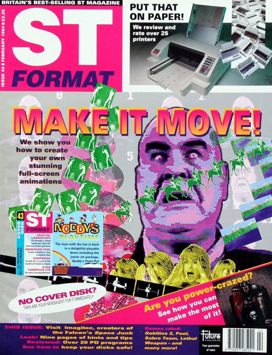 ST Format Issue 043 February 1993