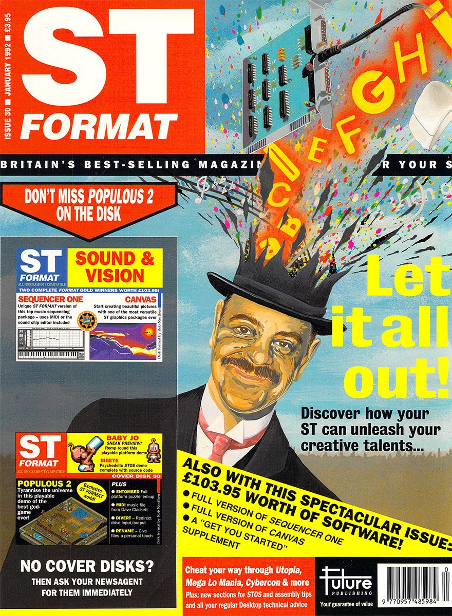 ST Format Issue 030 Jan 1992