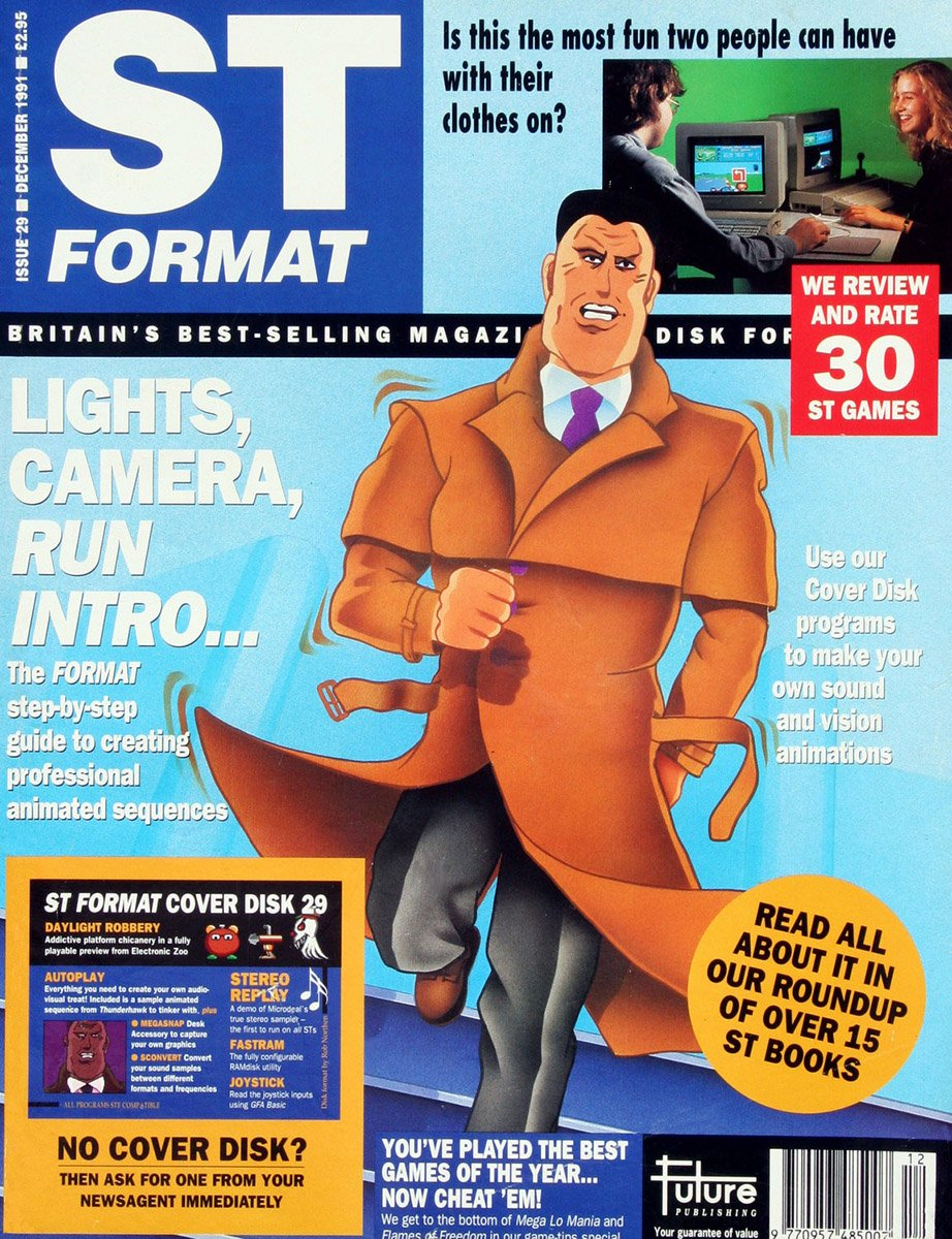 ST Format Issue 029 Dec 1991