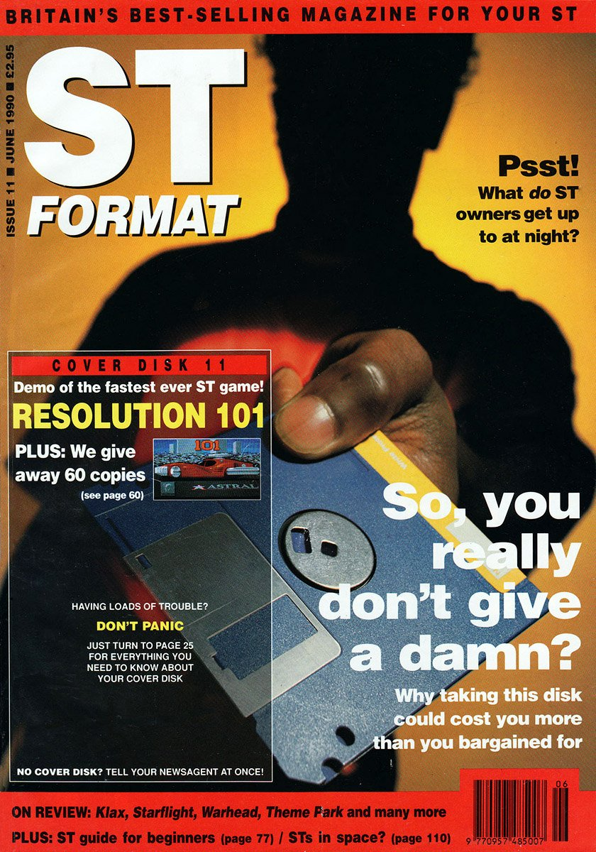 ST Format Issue 011 June 1990
