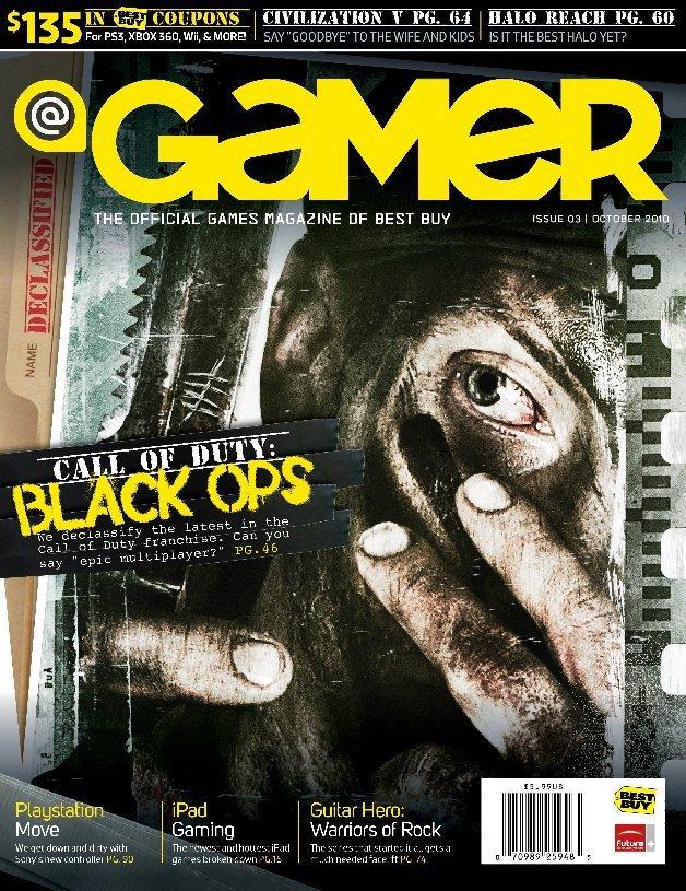 @Gamer Issue 003 (October 2010)