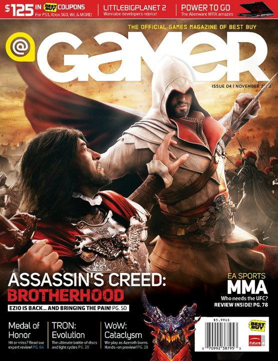@Gamer Issue 004 (November 2010)