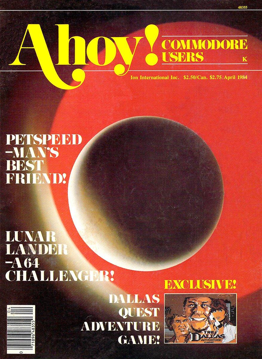 Ahoy! Issue 004 April 1984