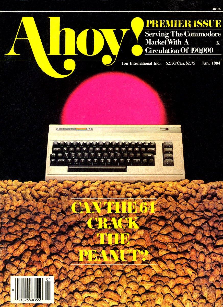 Ahoy! Issue 001 January 1984