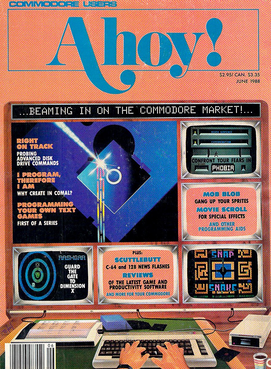 Ahoy! Issue 054 June 1988