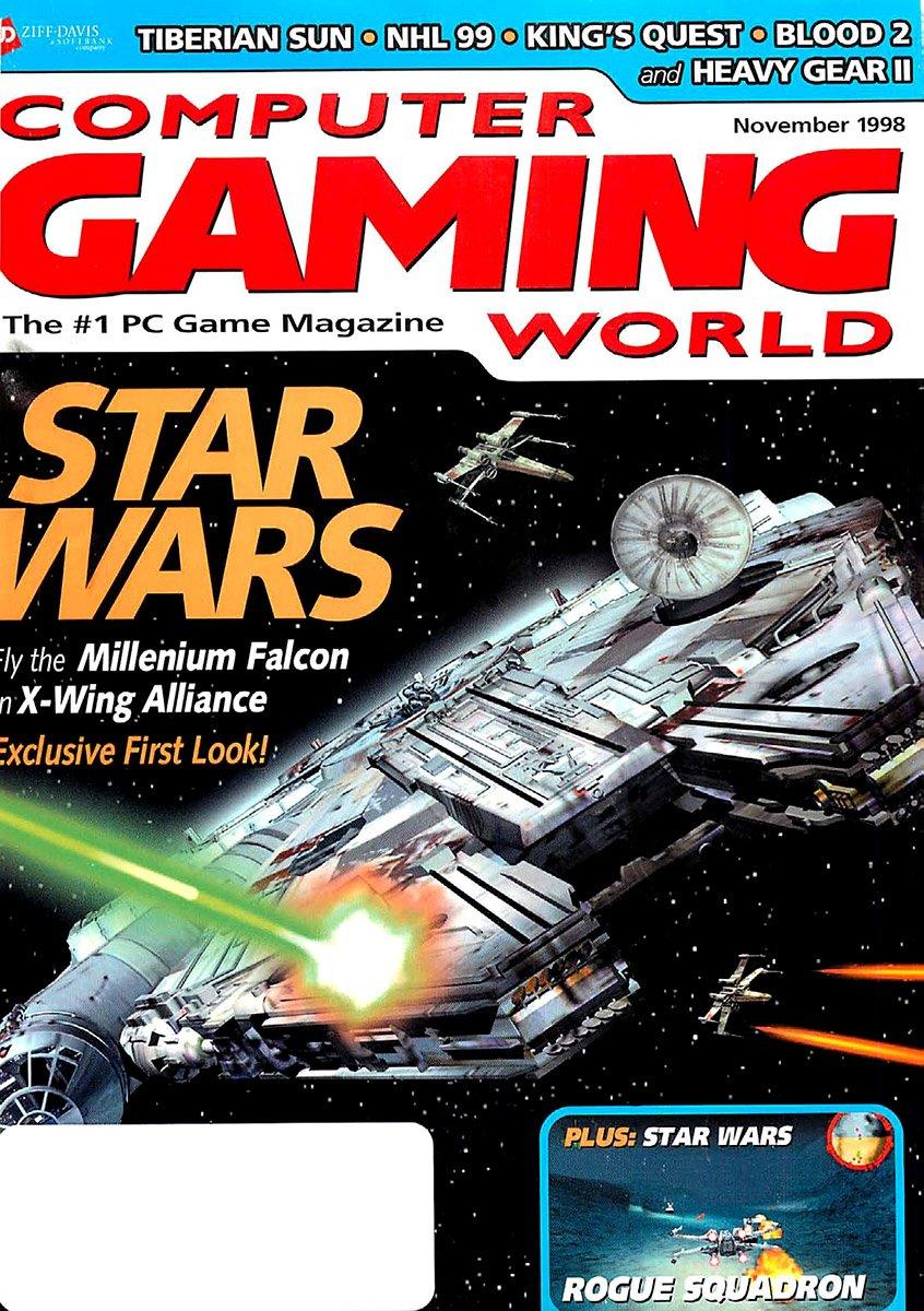 Computer Gaming World Issue 172 November 1998