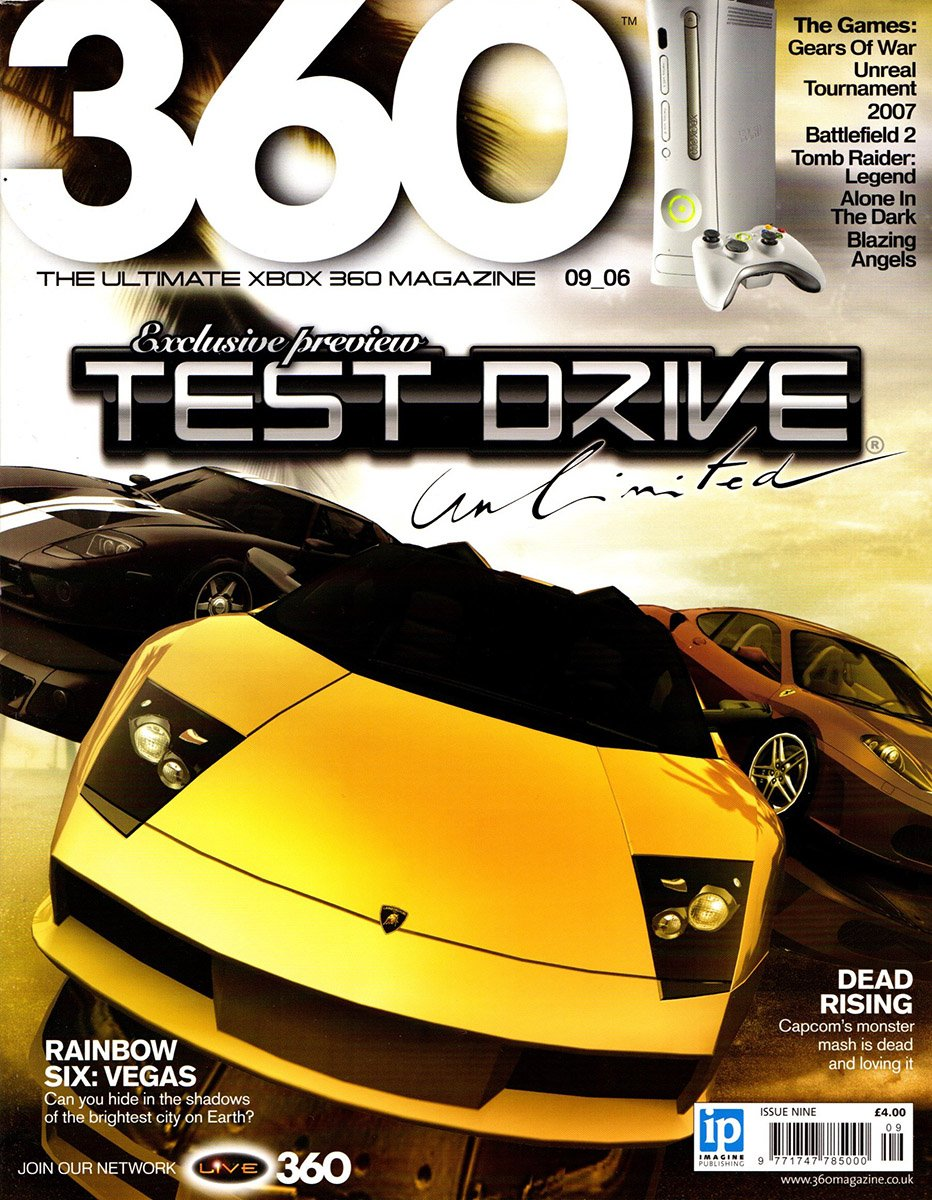360 Issue 009 (April 2006)