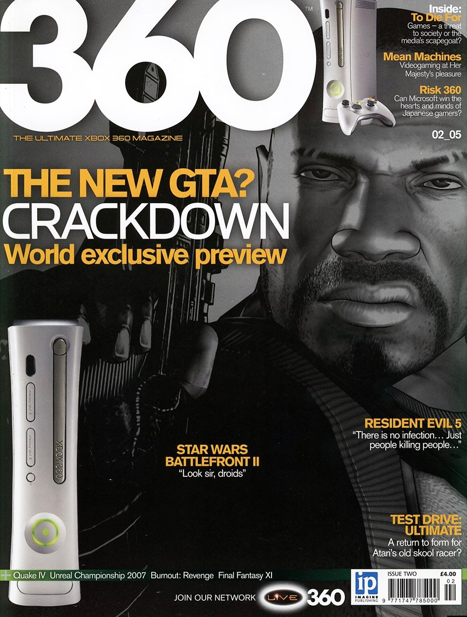 360 Issue 002 (September 2005)