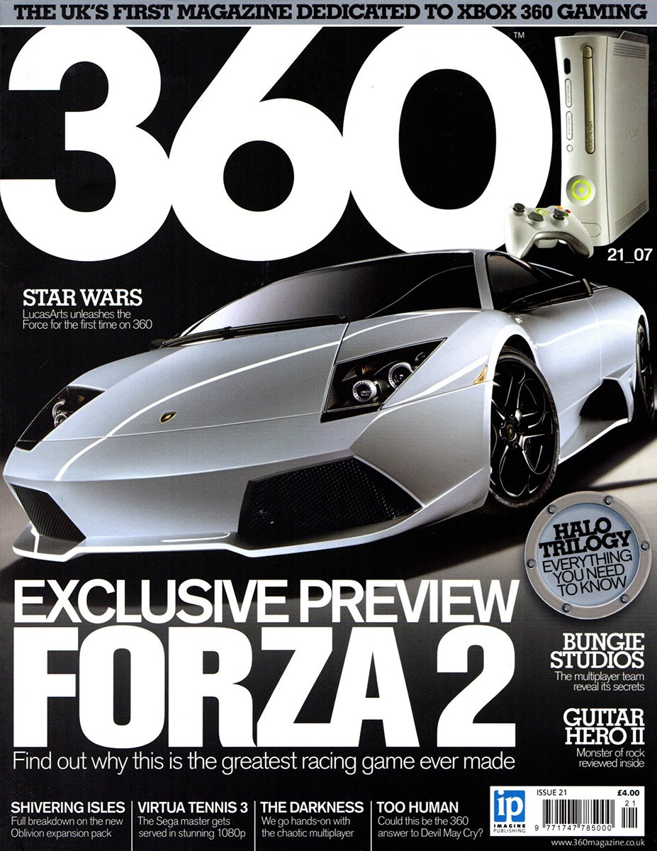 360 Issue 021 (March 2007)