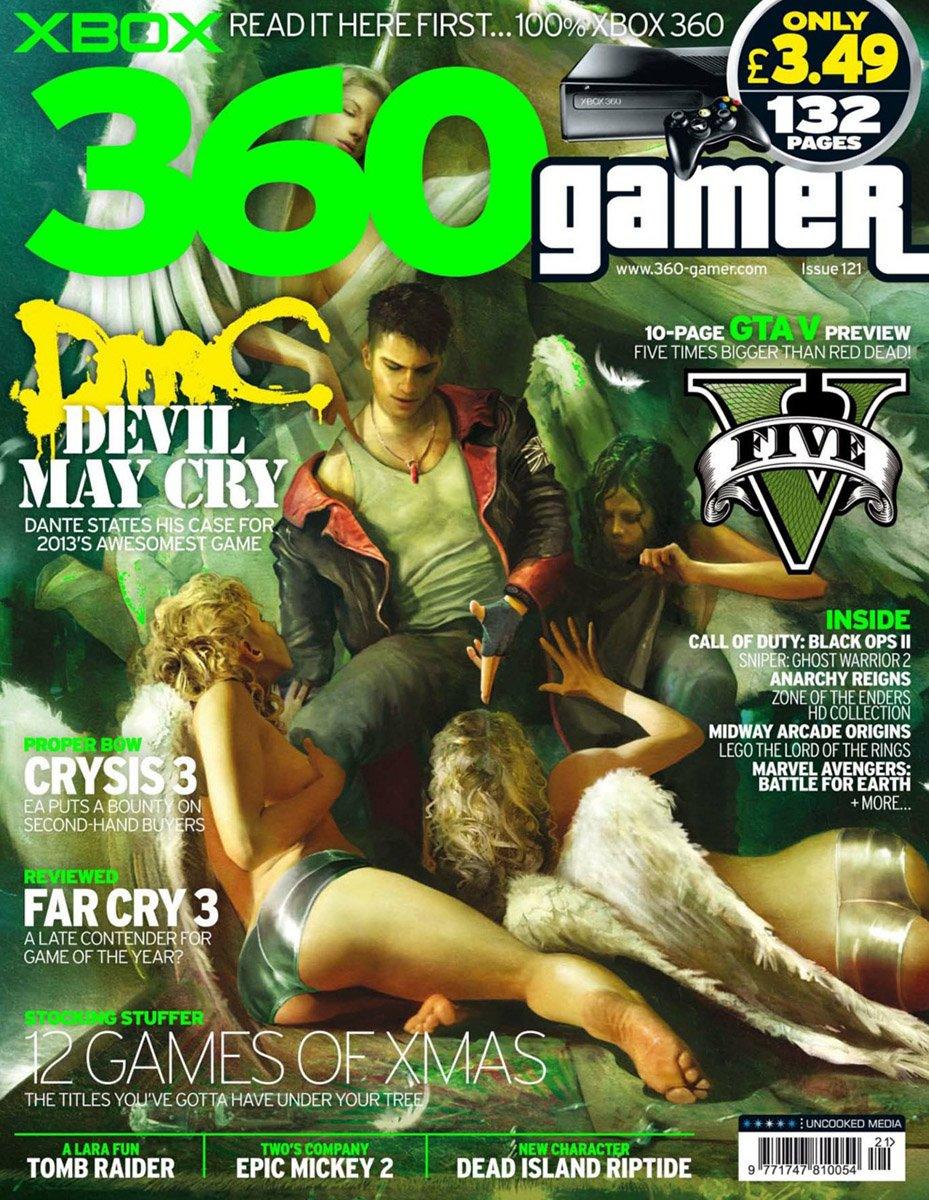 360 Gamer Issue 121