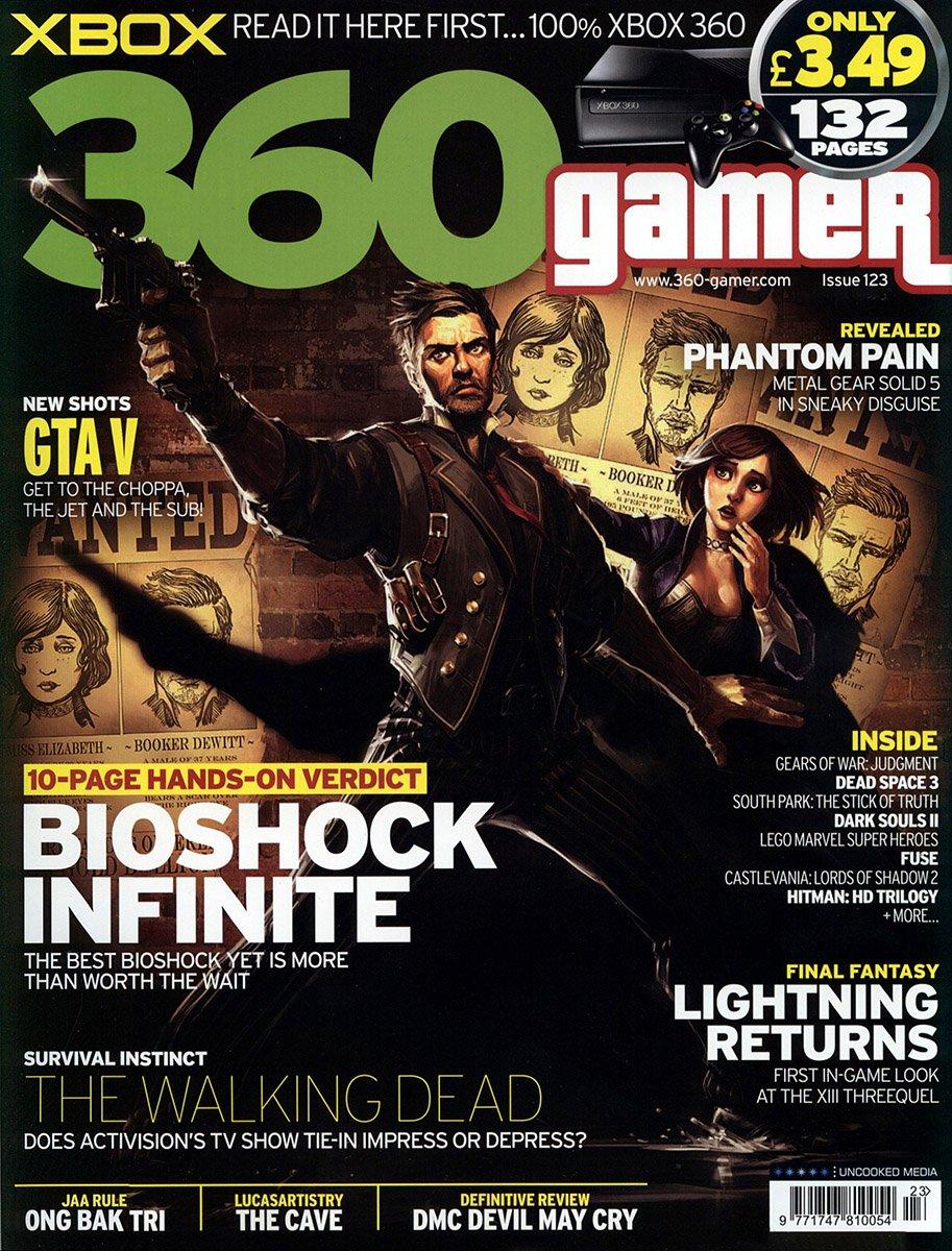 360 Gamer Issue 123
