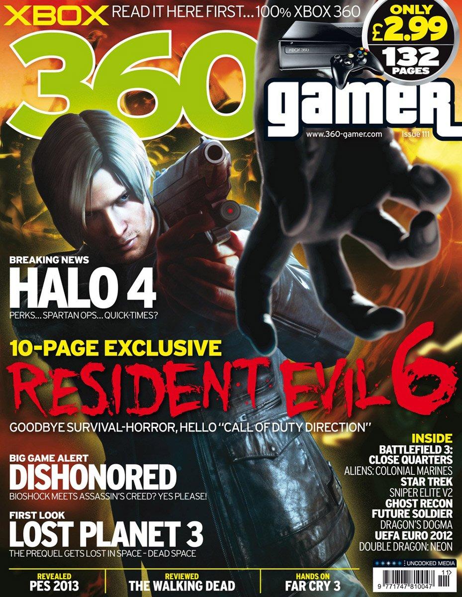 360 Gamer Issue 111