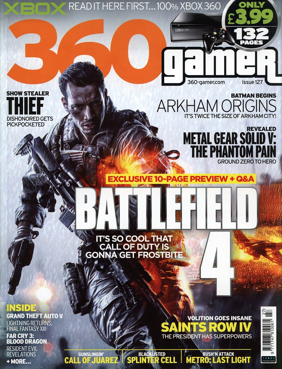 360 Gamer Issue 127