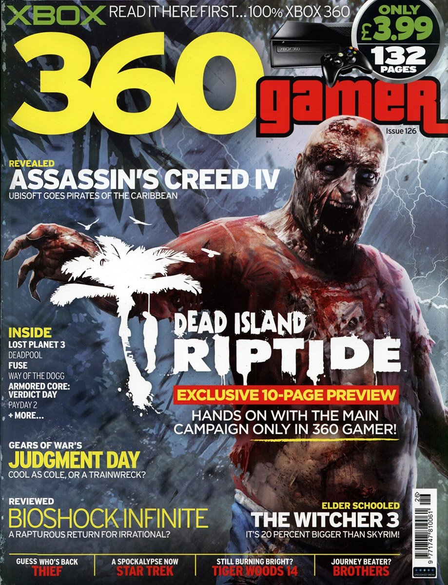 360 Gamer Issue 126