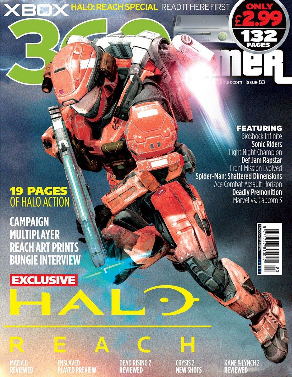 360 Gamer Issue 083