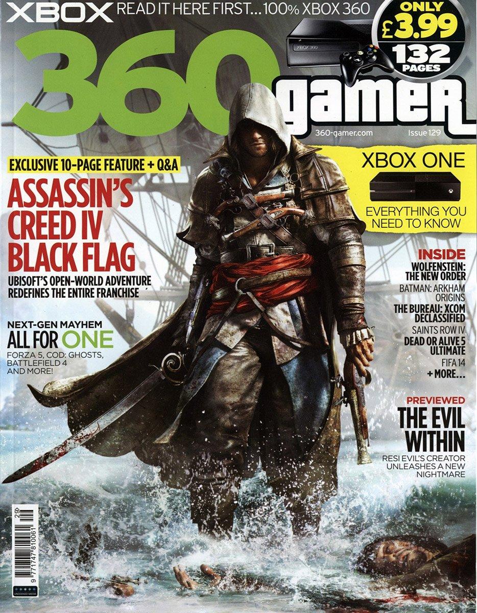 360 Gamer Issue 129