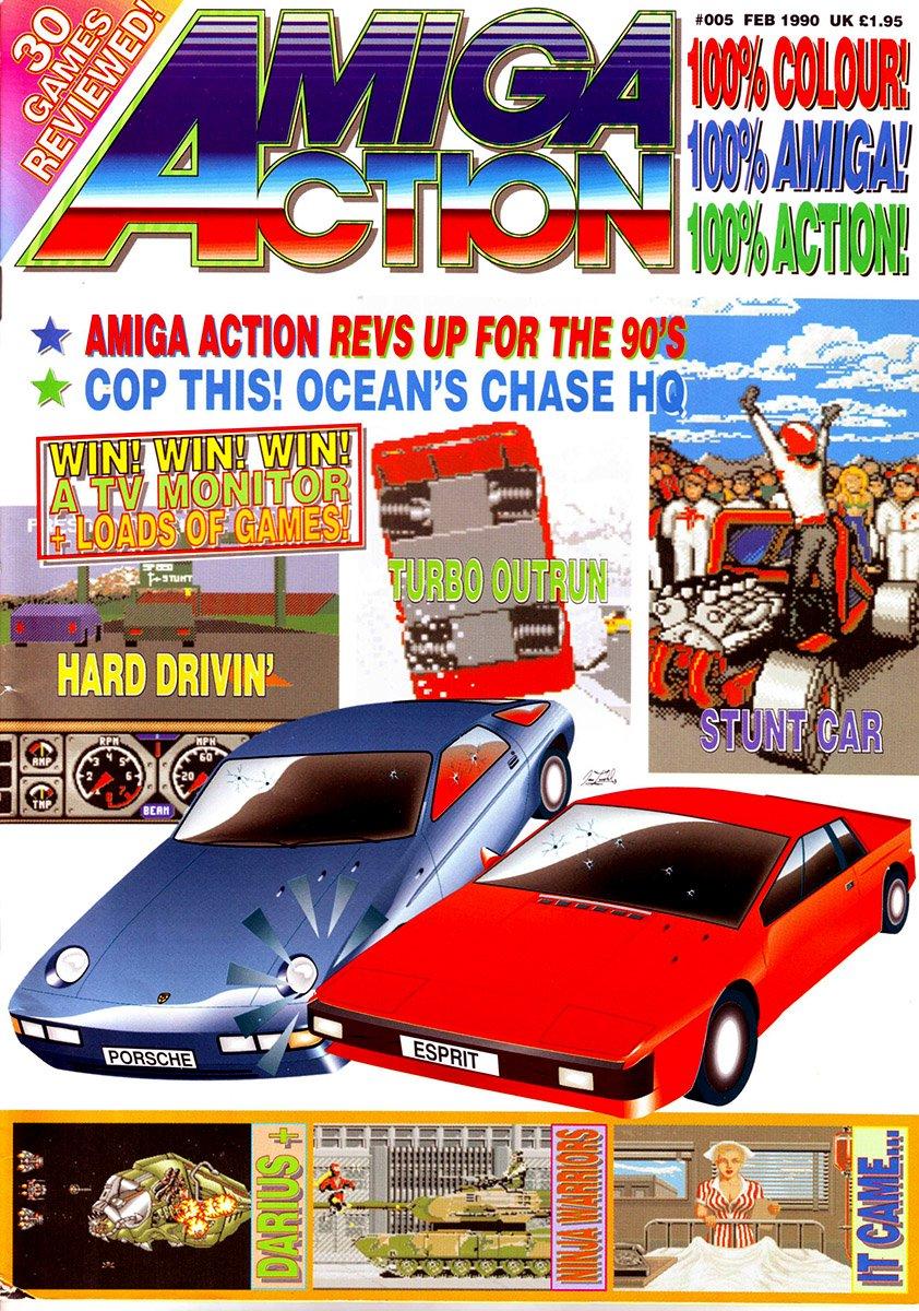 Amiga Action 005 (February 1990)
