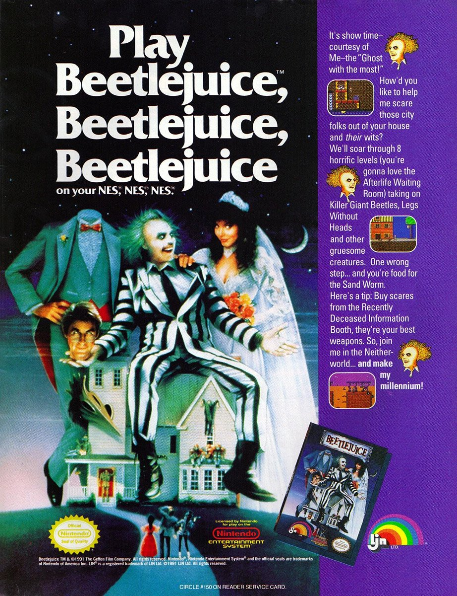 Beetlejuice (1991)