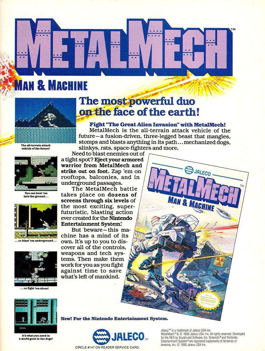 Metal Mech (1991)