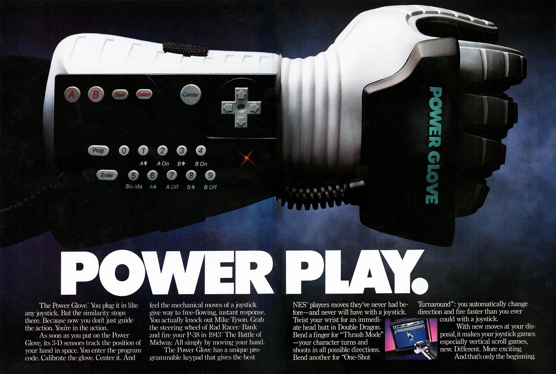 Power Glove (2) (1990)