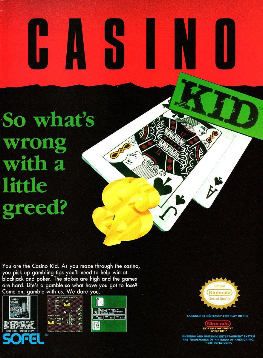 Casino Kid (1989)