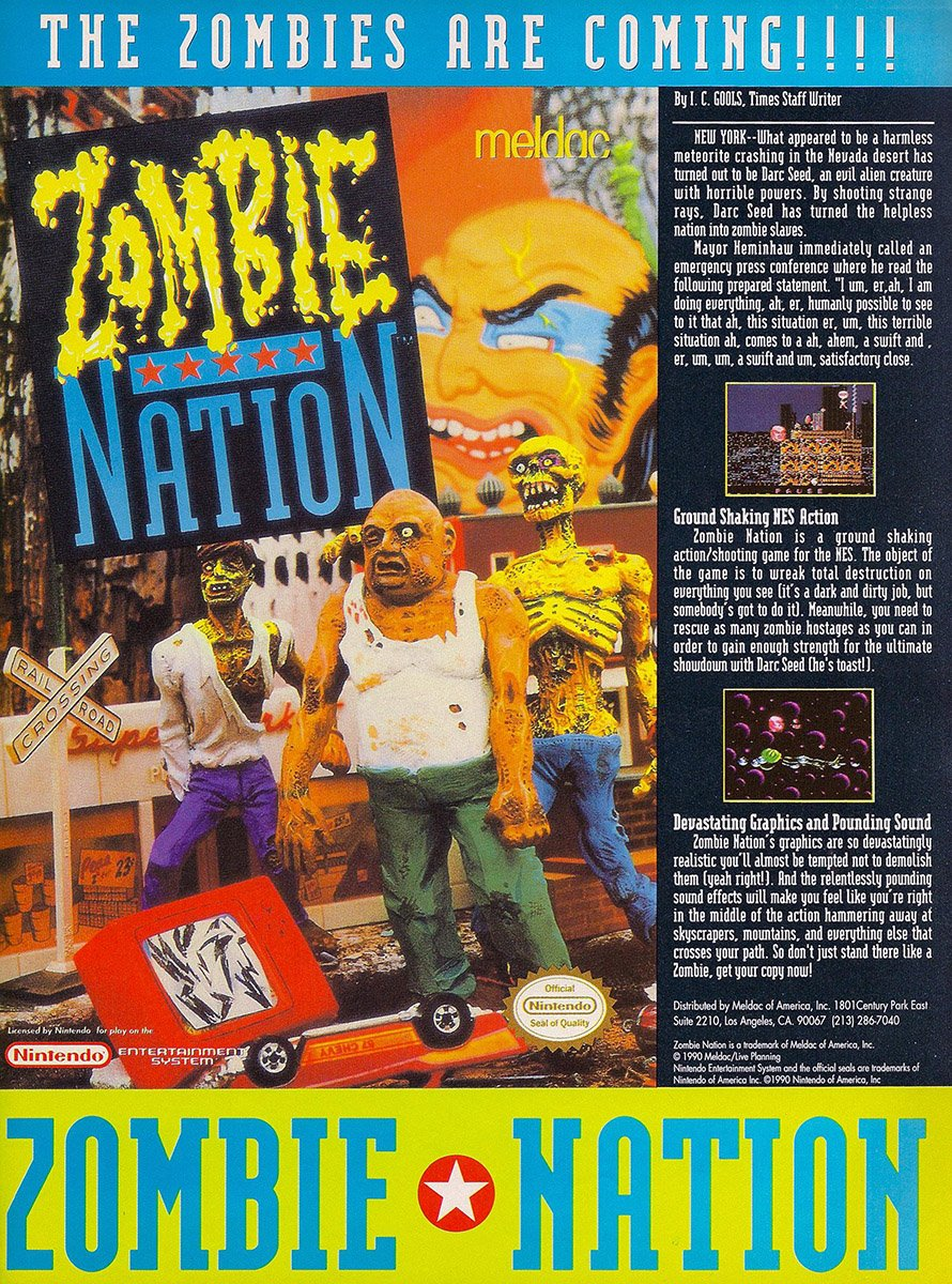 Zombie Nation (ver.2)