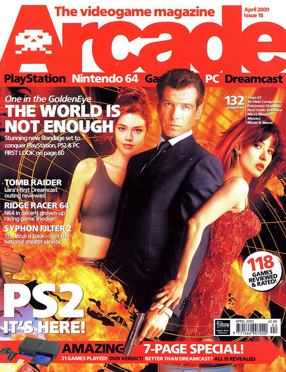 Arcade Issue 18 (April 2000)