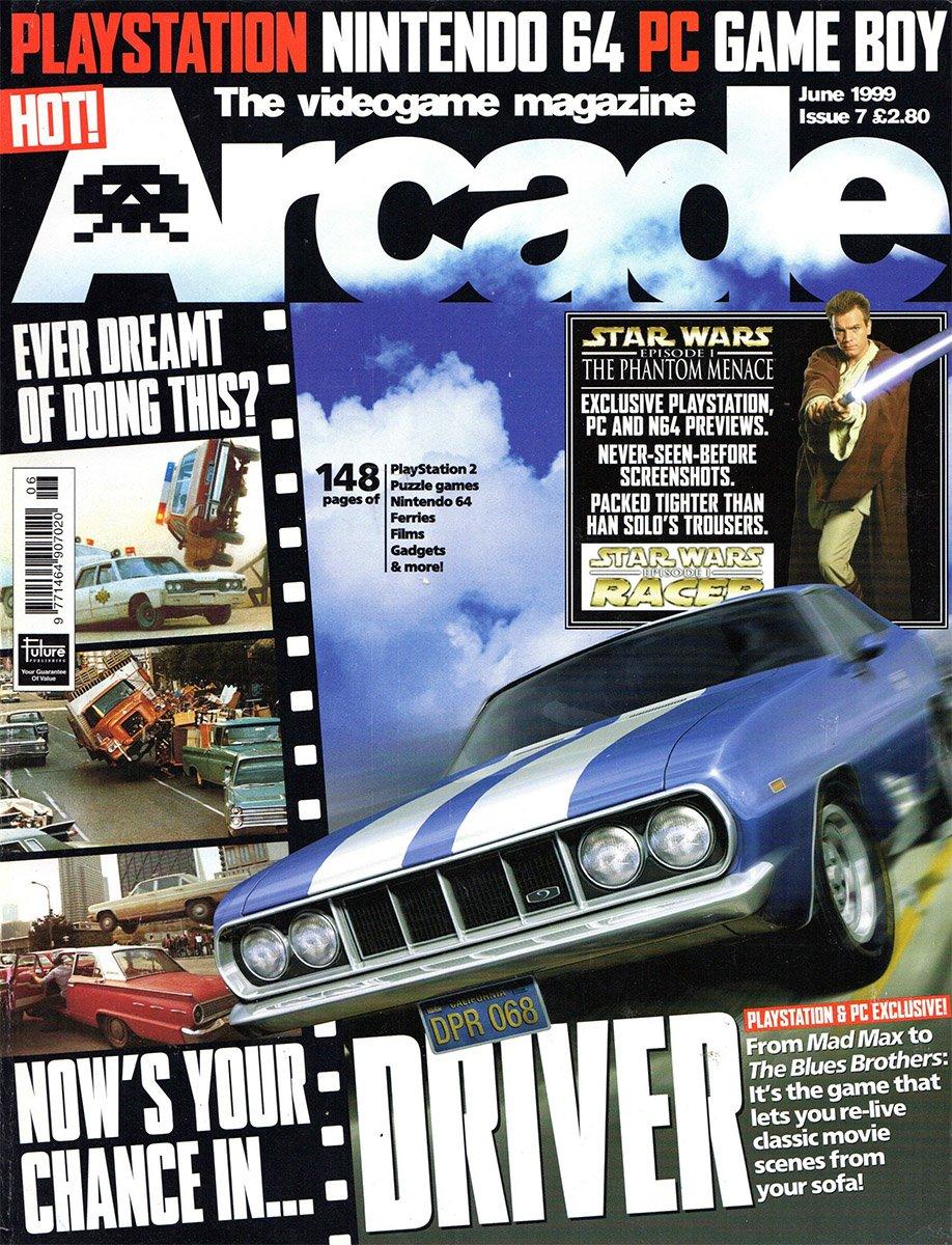 Arcade Issue 07 (June 1999)