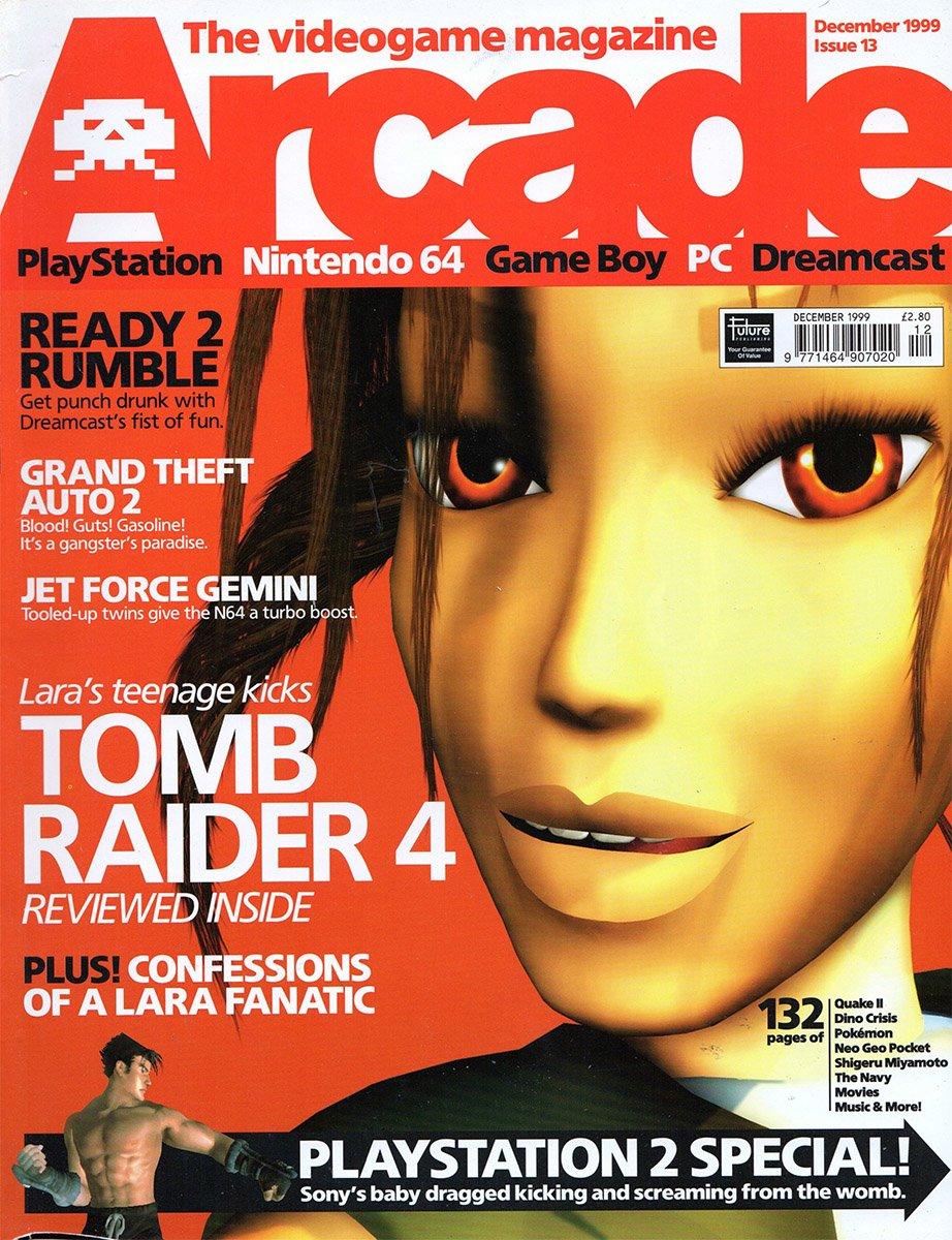 Arcade Issue 13 (December 1999)