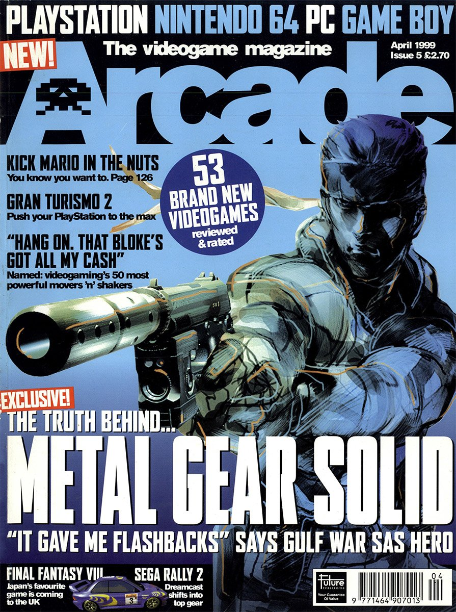 Arcade Issue 05 (April 1999)