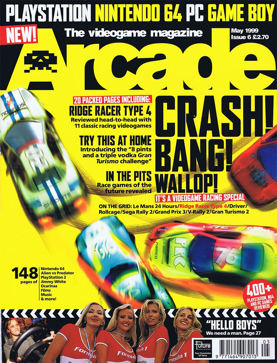 Arcade Issue 06 (May 1999)