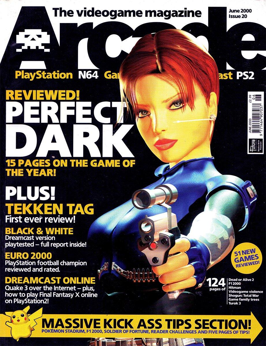 Arcade Issue 20 (June 2000)