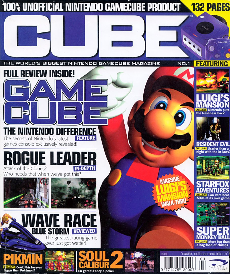 Cube Issue 01 January 2002