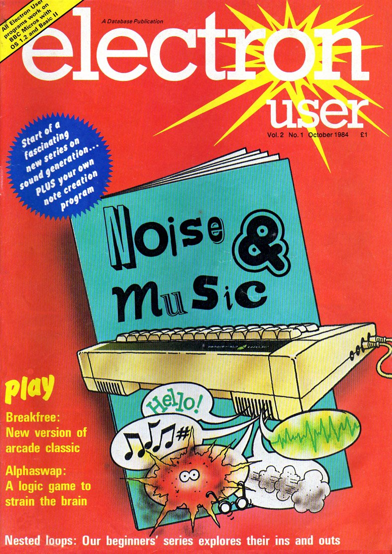 Electron User Issue 013 October 1984